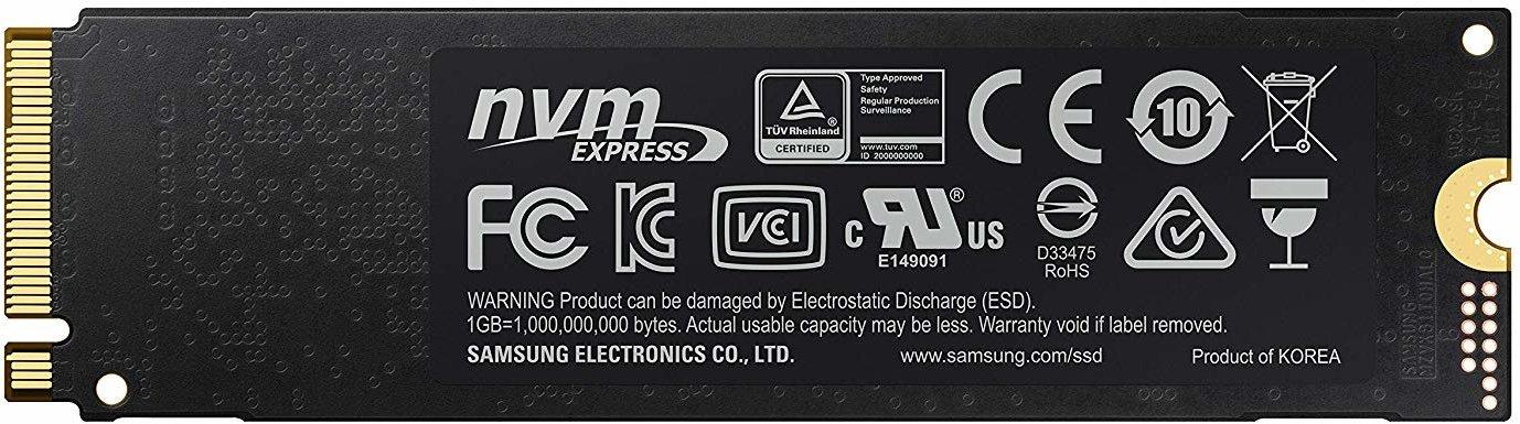 SSD SAMSUNG 970 EVO PLUS 1TB, M.2, NVMe