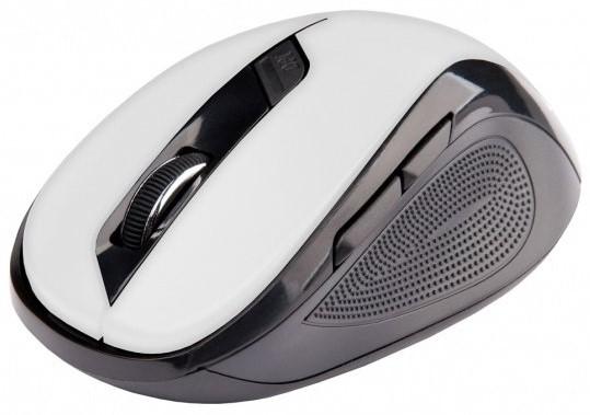 Bezdrátová Myš C-TECH WLM-02 - Bílá