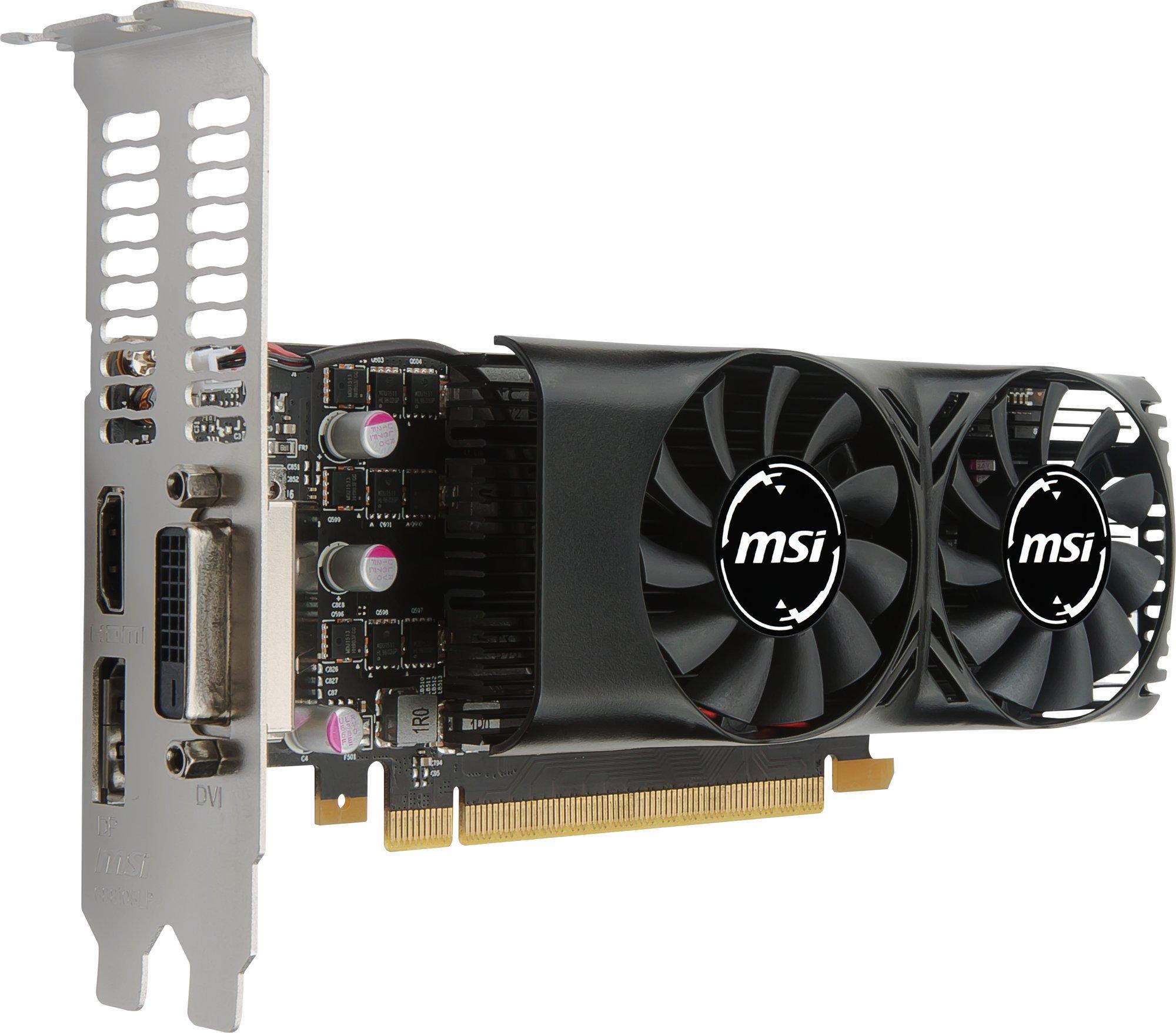 MSI Nvidia Geforce GTX 1050 2GB GDDR5