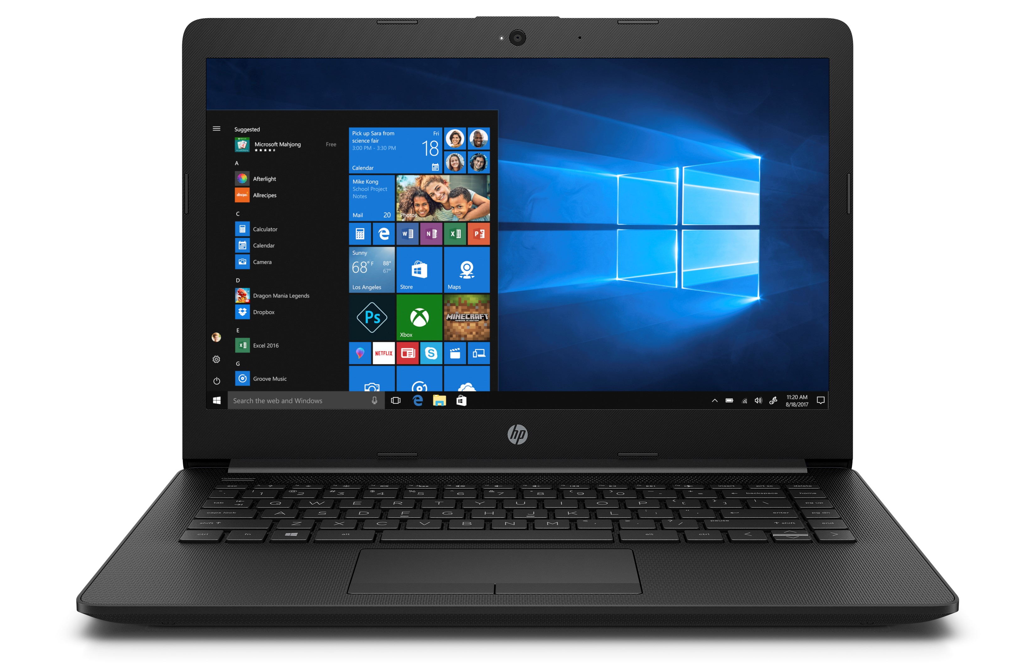 Hp 14-bp100nx