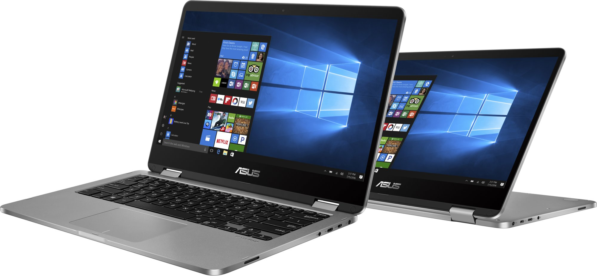 Asus VivoBook Flip TP401NA-BZ001T