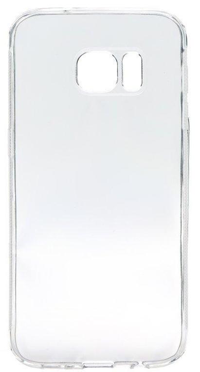 Ochranný kryt pro Samsung Galaxy S6 Edge - Transparentní