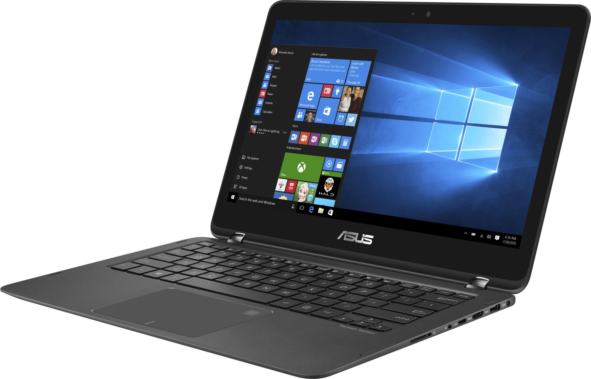 Asus ZenBook Flip UX360UAK-DQ456T