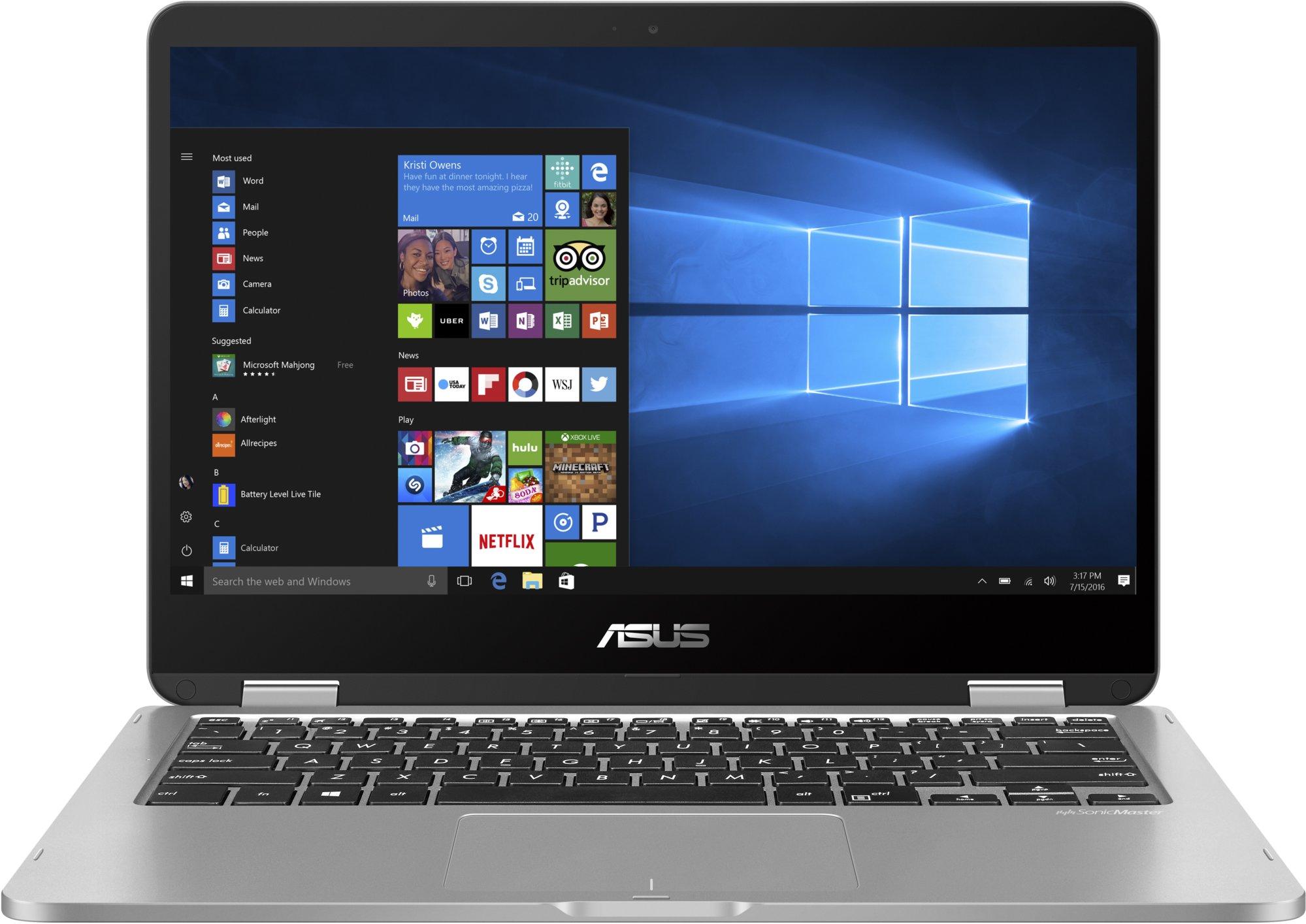 Asus VivoBook Flip TP401NA-EC005T