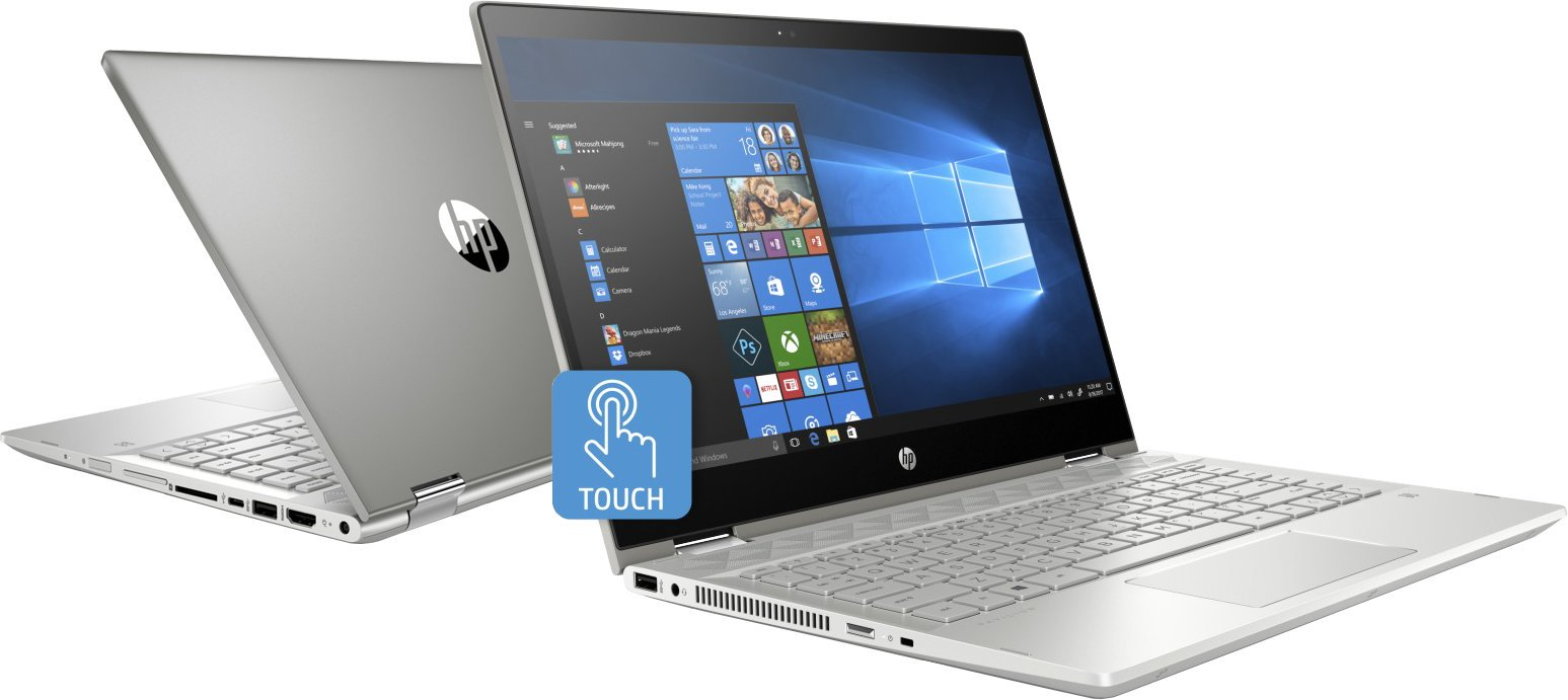 Hp Pavilion x360 14-cd0004nj