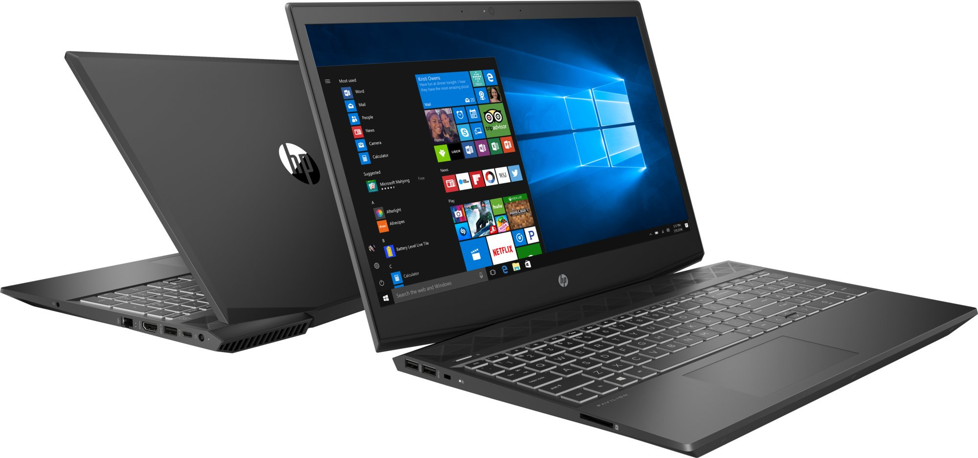 Hp Pavilion Gaming 15-cx0048nb