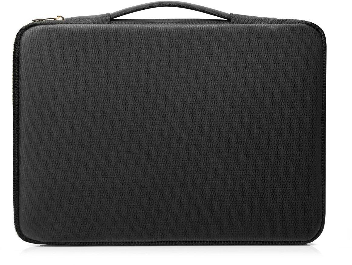 "HP brašna Carry Sleeve Black/Gold 14"""