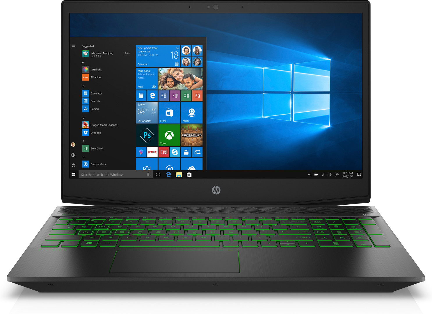 Hp Pavilion Gaming 15-cx0003nh