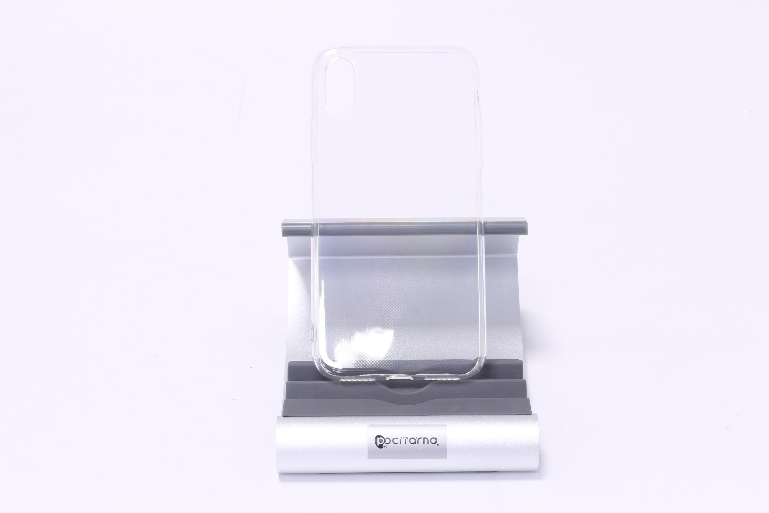 Ochranný kryt pro iPhone X/Xs - Transparentní