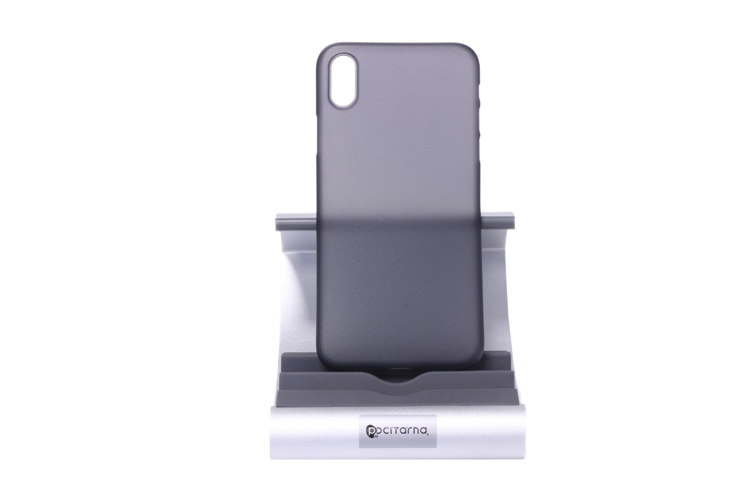 Ochranný kryt pro iPhone X/Xs - Šedý