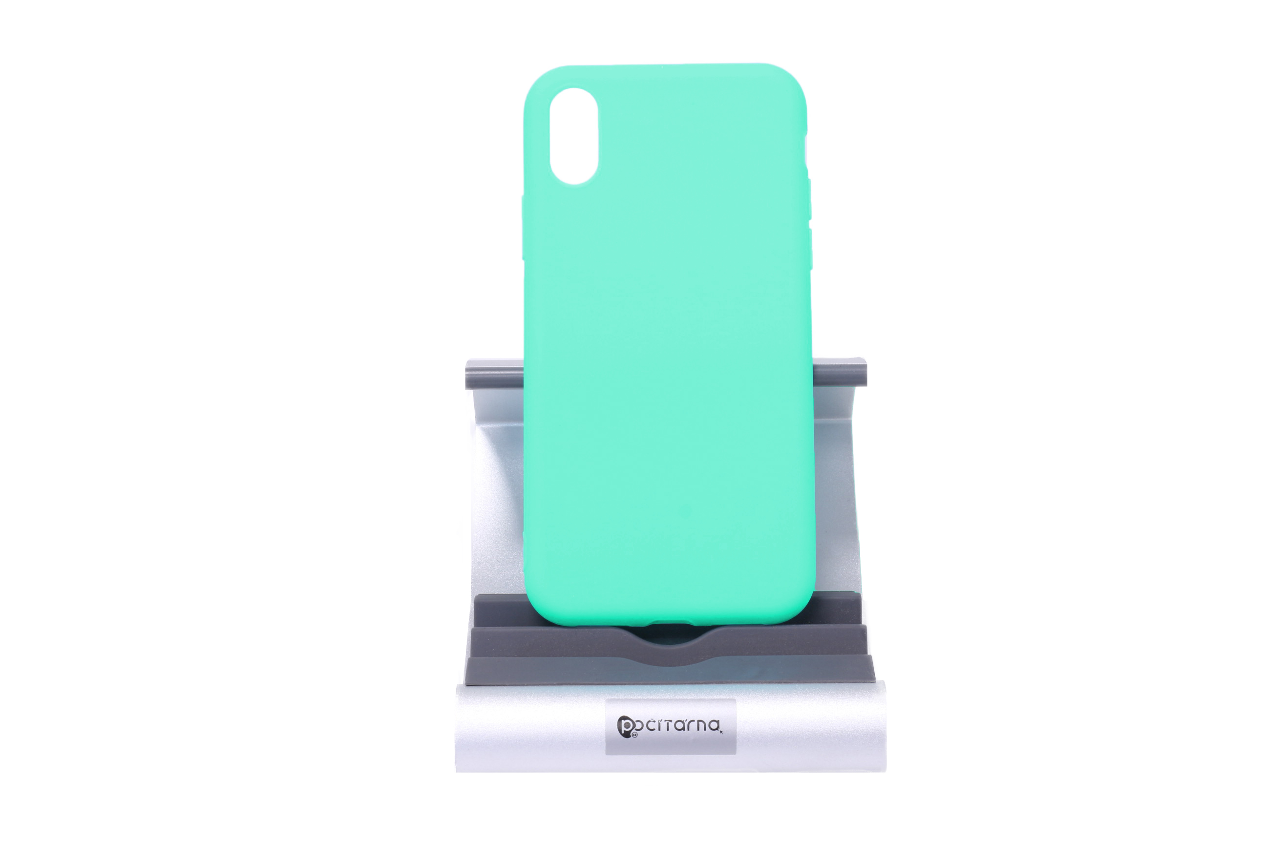 Ochranný kryt pro iPhone X/Xs - Azurová