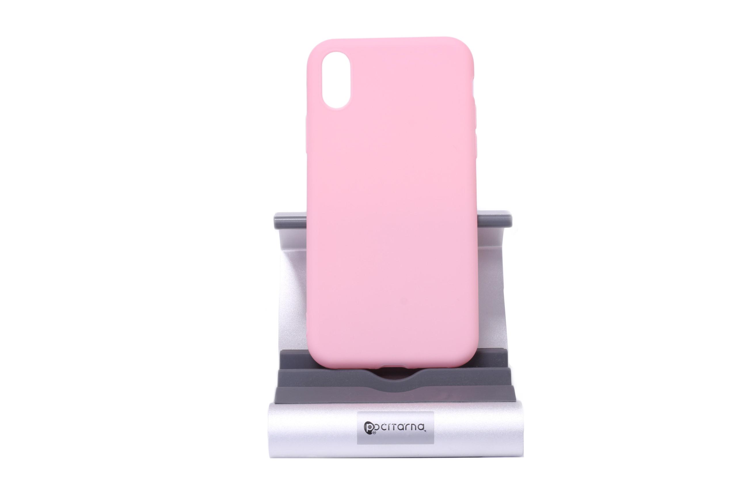 Ochranný kryt pro iPhone X/Xs - Růžová