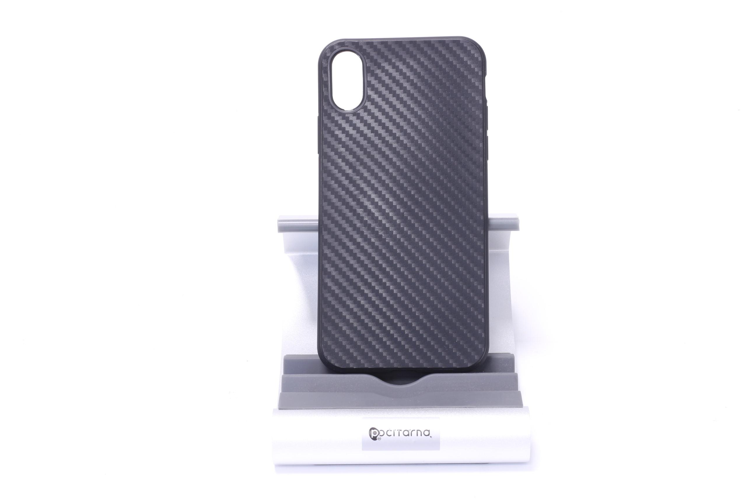 Ochranný kryt pro iPhone X/Xs - Černá