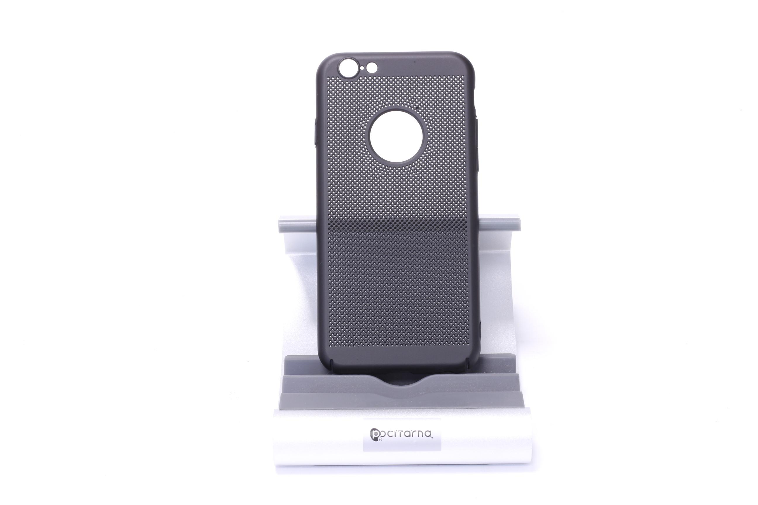 Ochranný kryt pro iPhone 6/6s - Černá