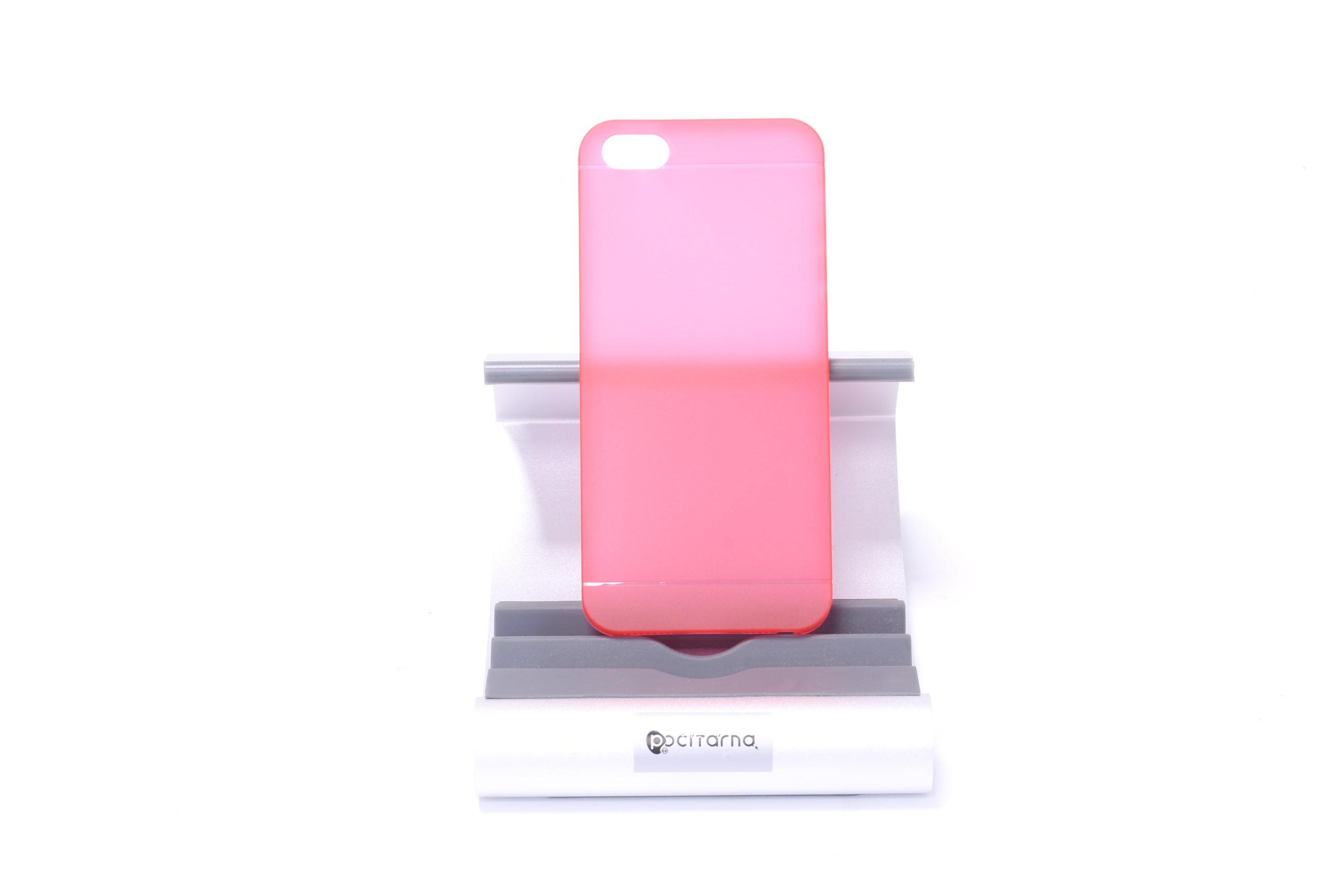 Ochranný kryt pro iPhone 5/5S/SE - Růžový