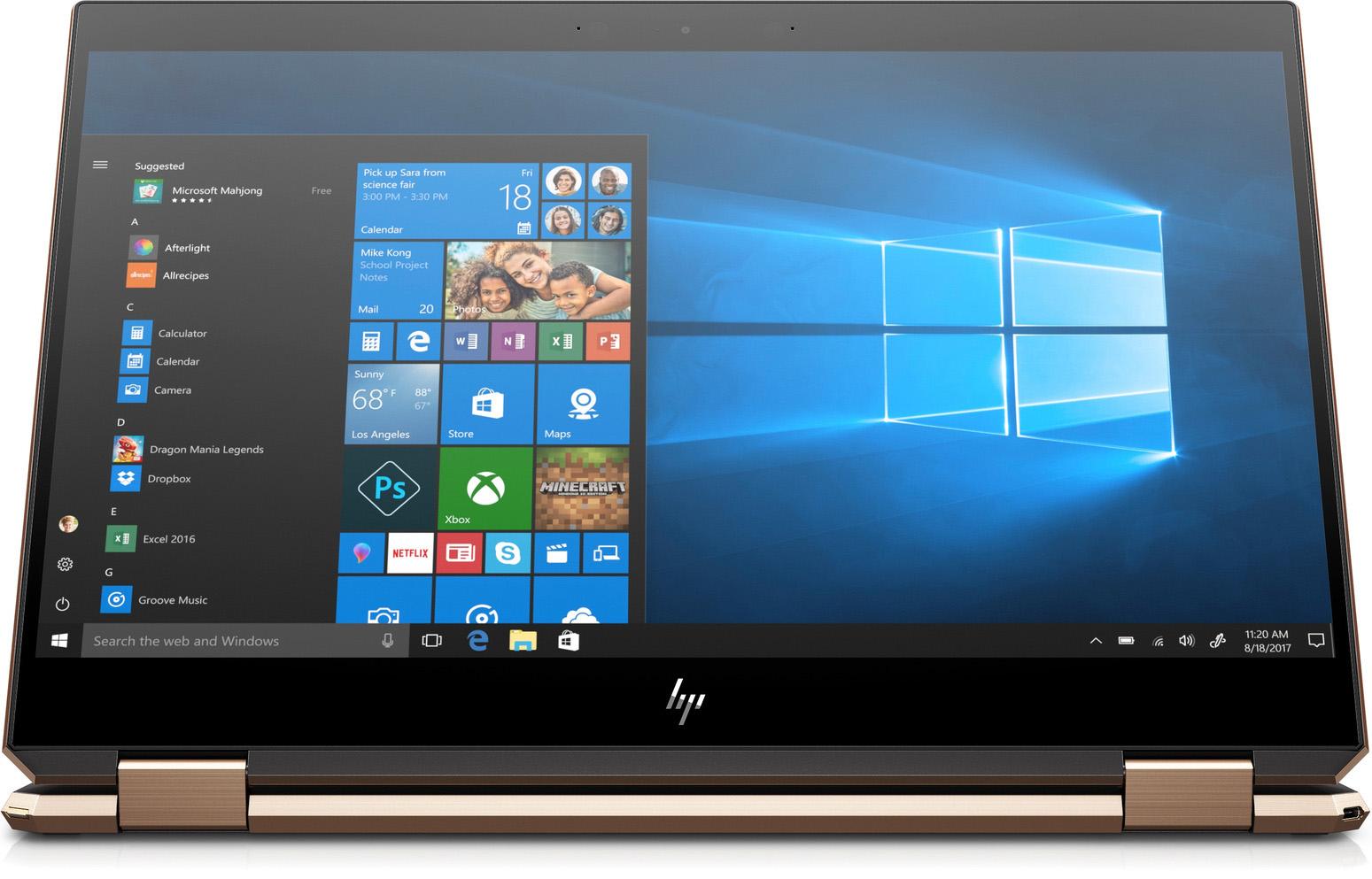 HP Spectre x360 15-df0104ng