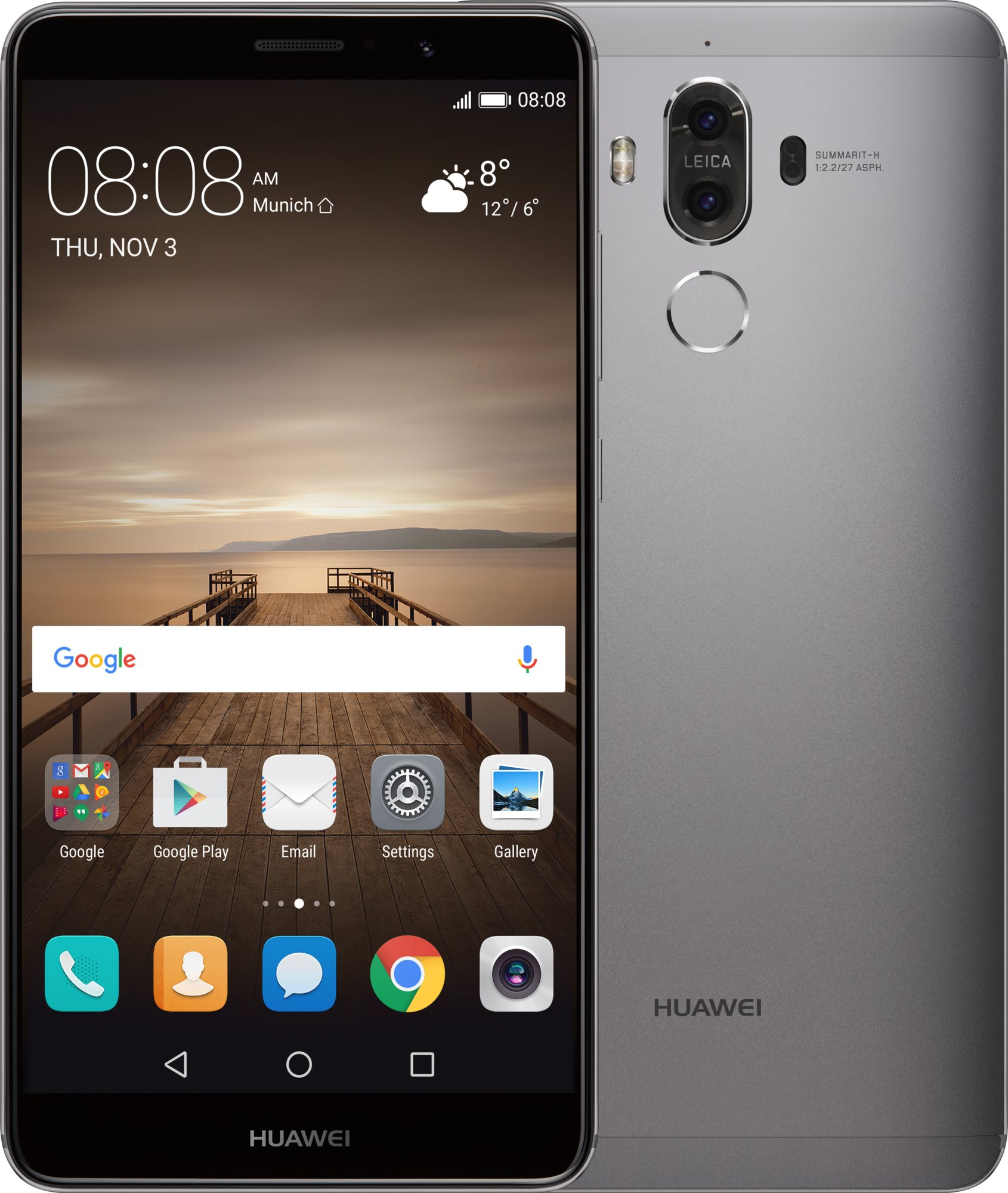 Huawei Mate 9 64GB Space Gray