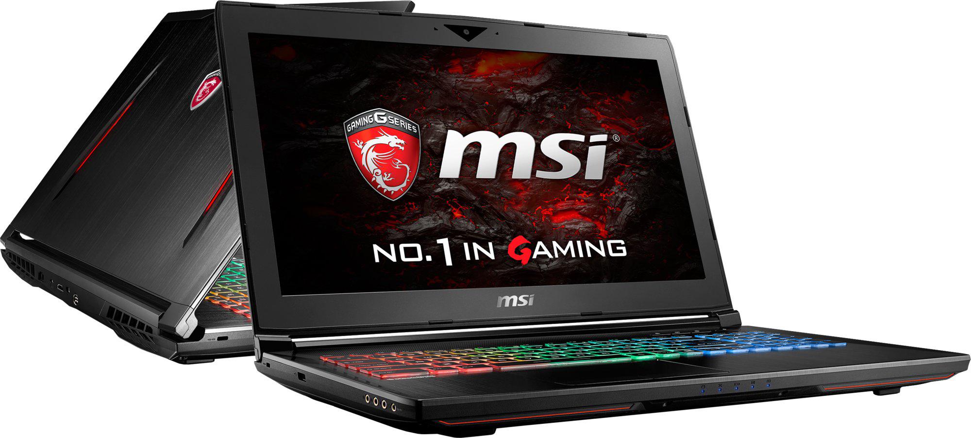 MSI GT62VR Dominator Pro 4K 7RE-257UK