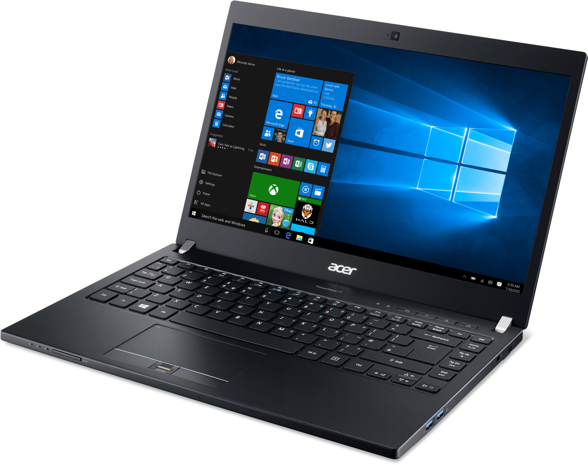 Acer TravelMate P6 (TMP648-M-549F)