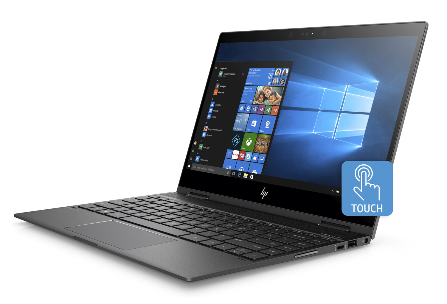 Hp Envy x360 13-ar0800no