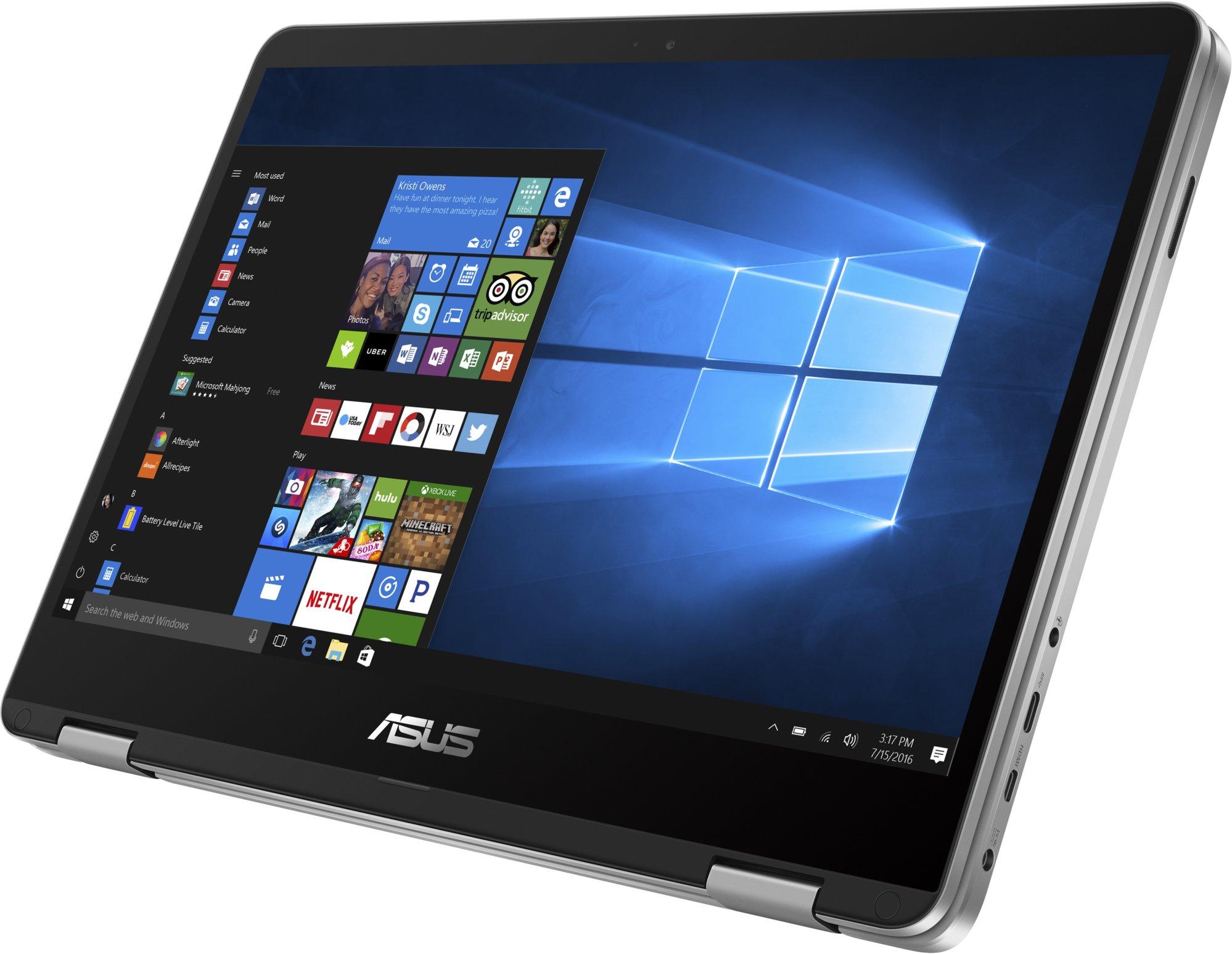 Asus VivoBook Flip TP410UA-EC496R