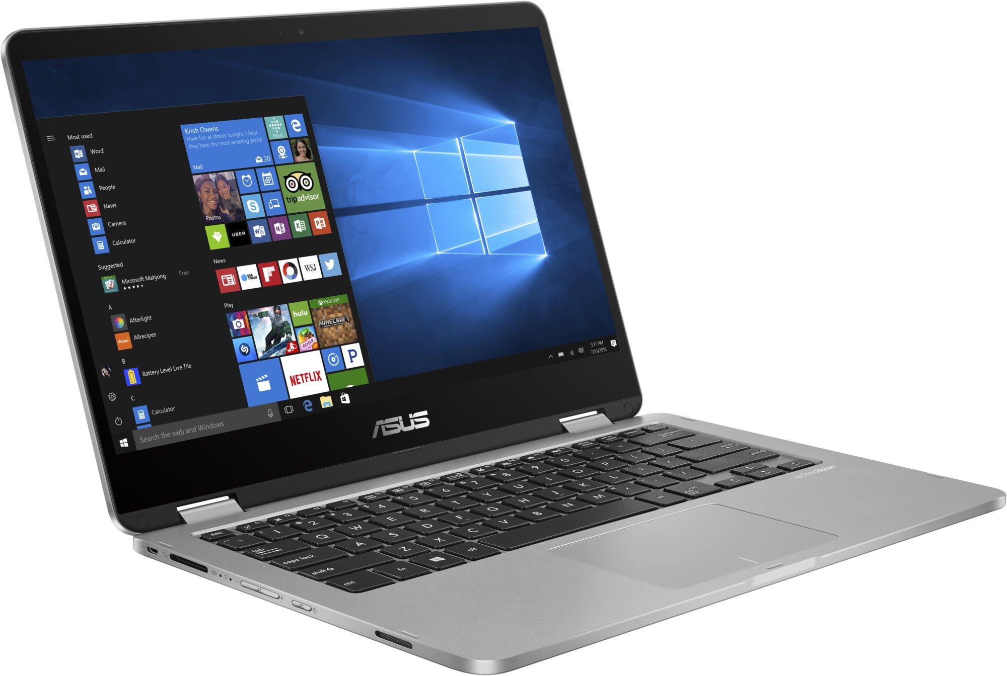 Asus VivoBook Flip TP412UA-EC061T