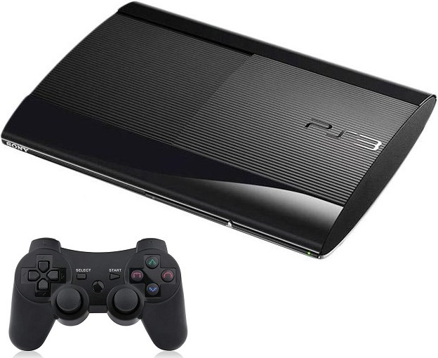 Sony PlayStation 3 Super Slim CECH-4304C