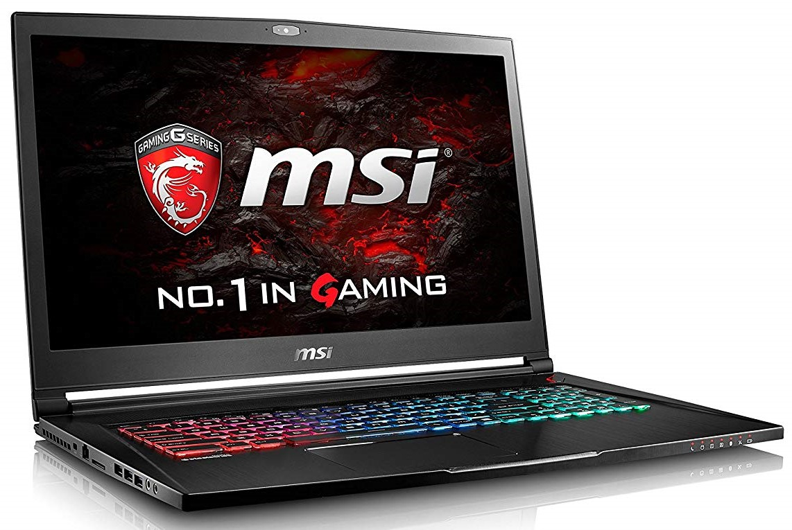 MSI GS73 Stealth Pro 7RE-008XFR
