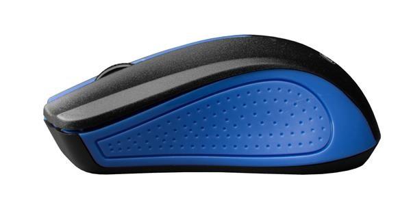 Bezdrátová Myš C-TECH WLM-01 - Modrá