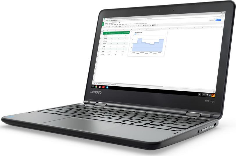 Lenovo N23 Yoga Chromebook