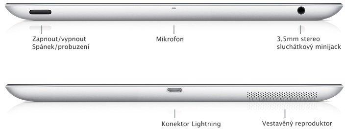 Apple iPad 4 White (A1460) Wi-Fi + Cellular
