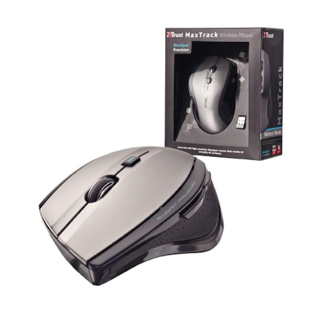Bezdrátová Myš Trust MaxTrack wireless