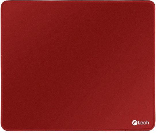 Podložka pod myš C-Tech MP-01 - červená