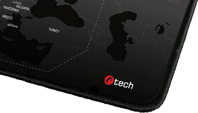 Podložka pod myš a klávesnici C-Tech World