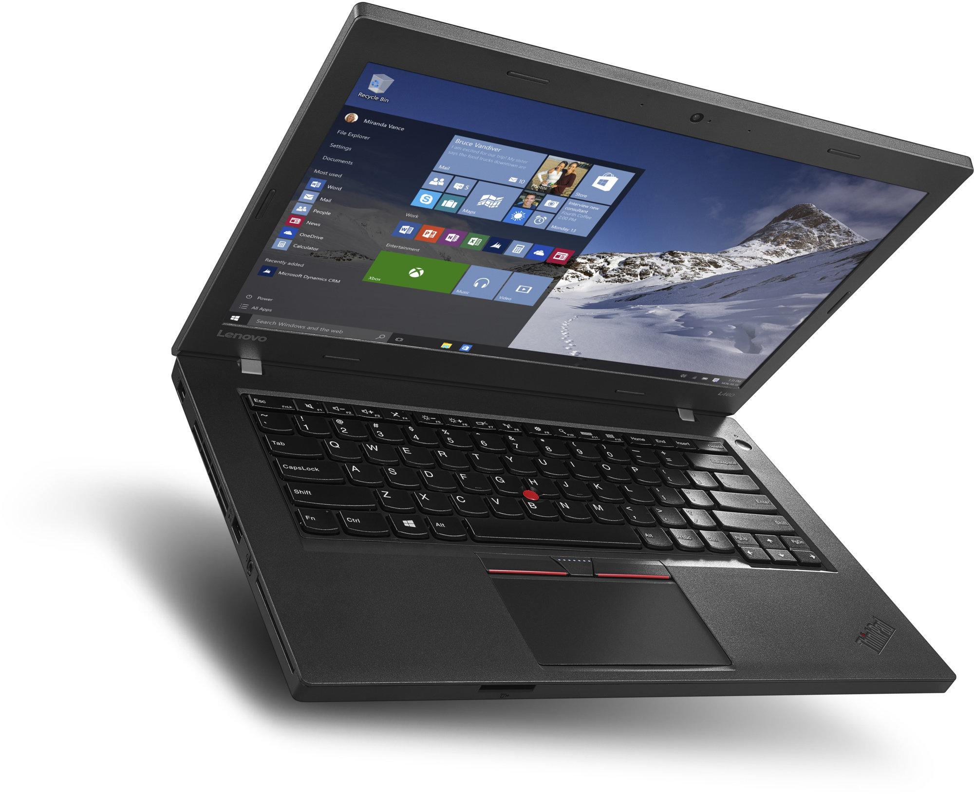Lenovo ThinkPad L460