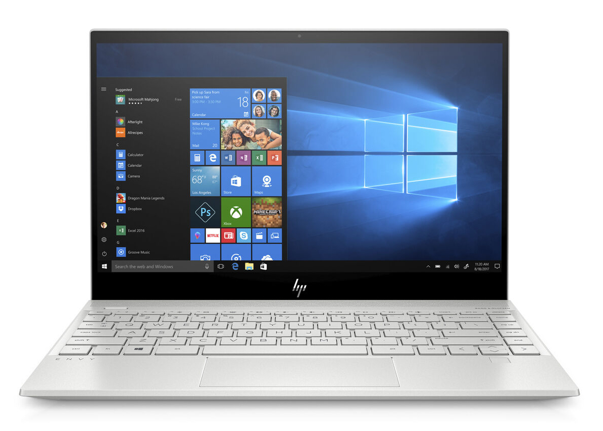 Hp Envy 13-aq1230no