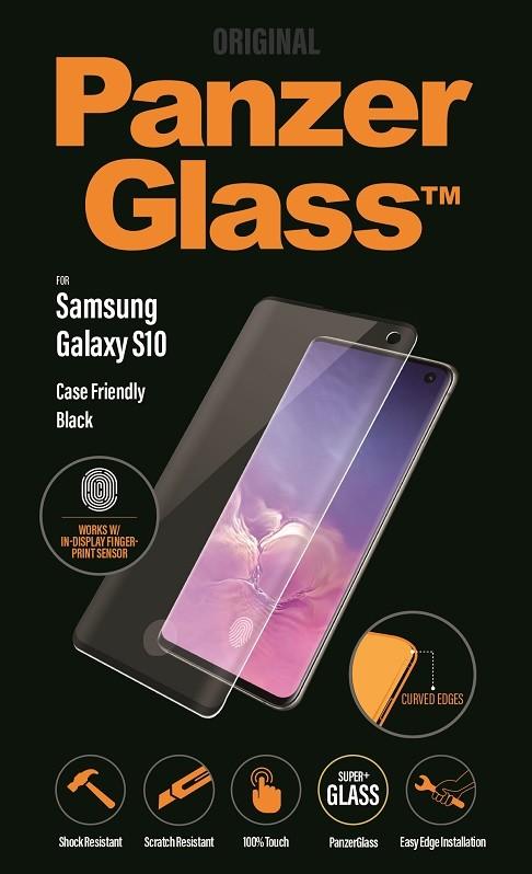 PanzerGlass Curve-edge pro Samsung Galaxy S10 7185