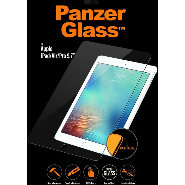 PanzerGlass tvrzené sklo pro Apple iPad Air/Air 2/Pro 9.7/iPad 2017