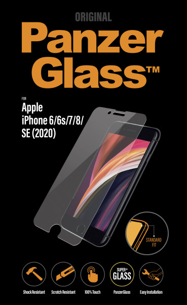 PanzerGlass Standard pro Apple iPhone 6/6s/7/8/SE (2020) 2684