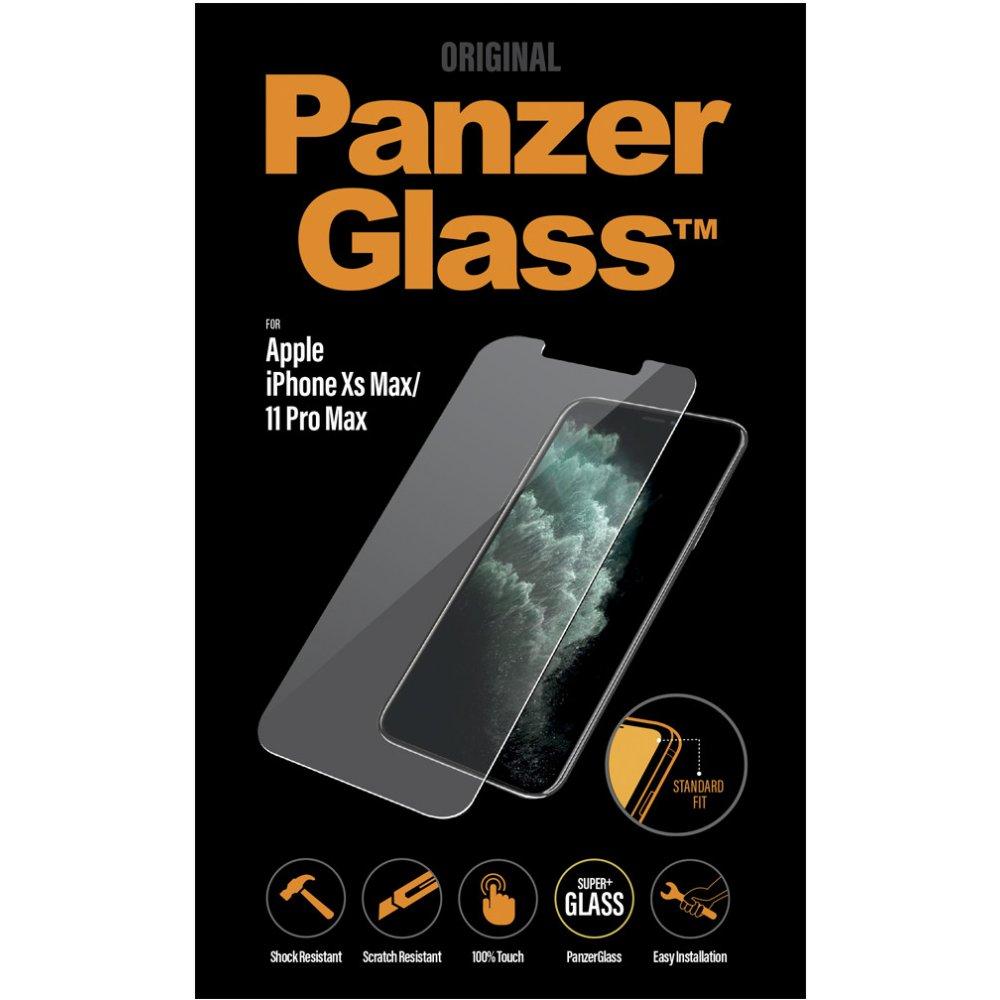 PanzerGlass tvrzené sklo pro Apple iPhone Xs Max/ 11 Pro Max