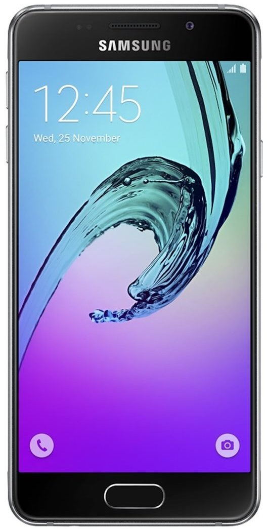 Samsung Galaxy A3 (2016) Black - 16GB