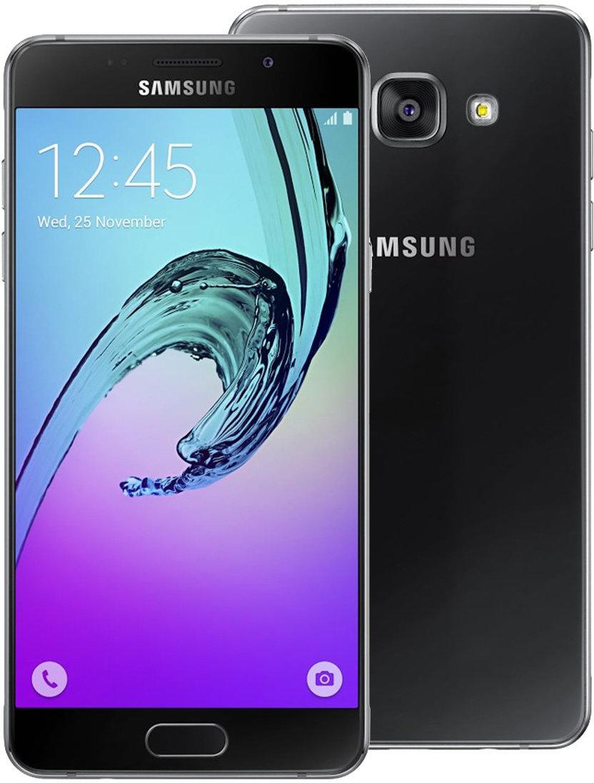 Samsung Galaxy A5 (2016) Black - 16GB