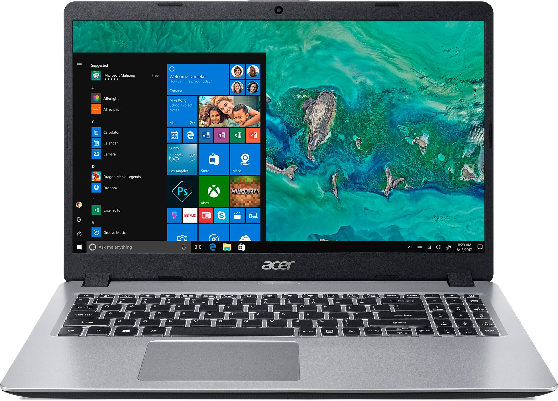 Acer Aspire 5 A515-52-79N9