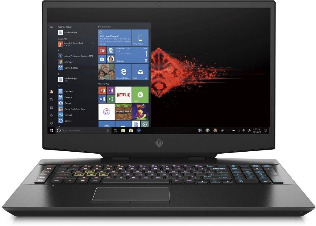 HP Omen 17-cb0003nu
