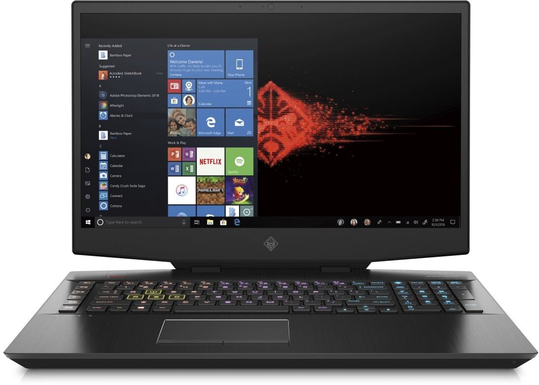 Hp Omen 17-cb0011nv