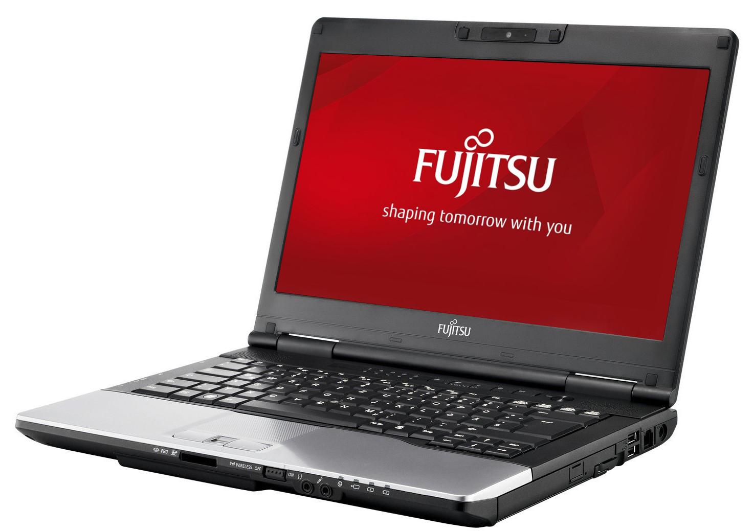 Fujitsu LifeBook S752