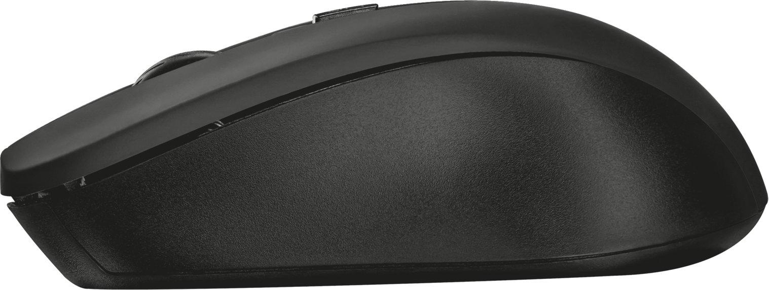 Mydo Silent Click Wireless Mouse - černá
