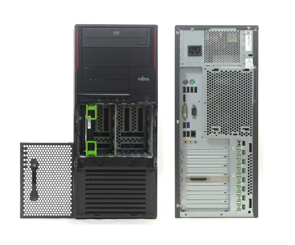 Fujitsu Celsius W520