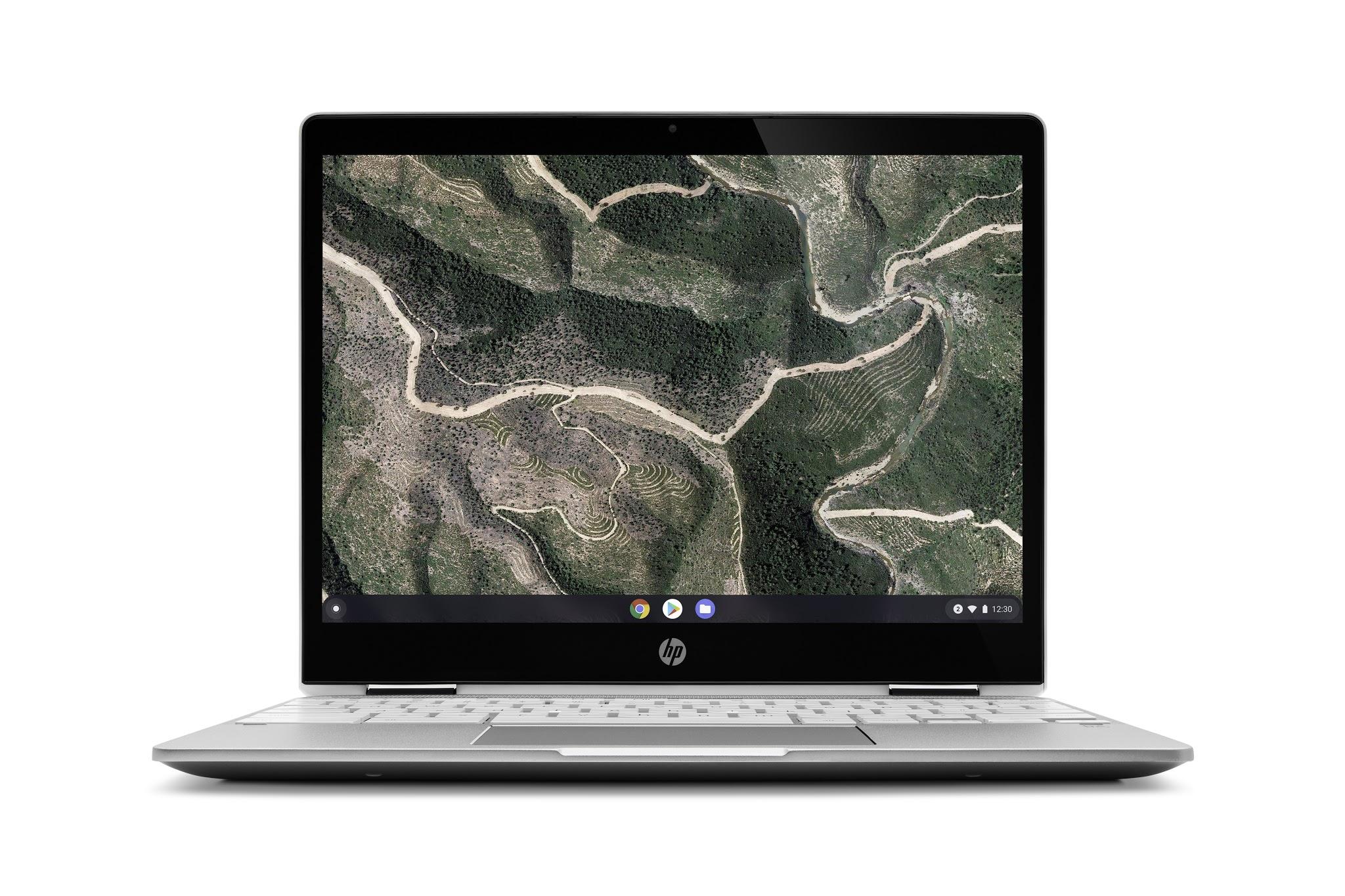 Hp Chromebook x360 12b-ca0805no