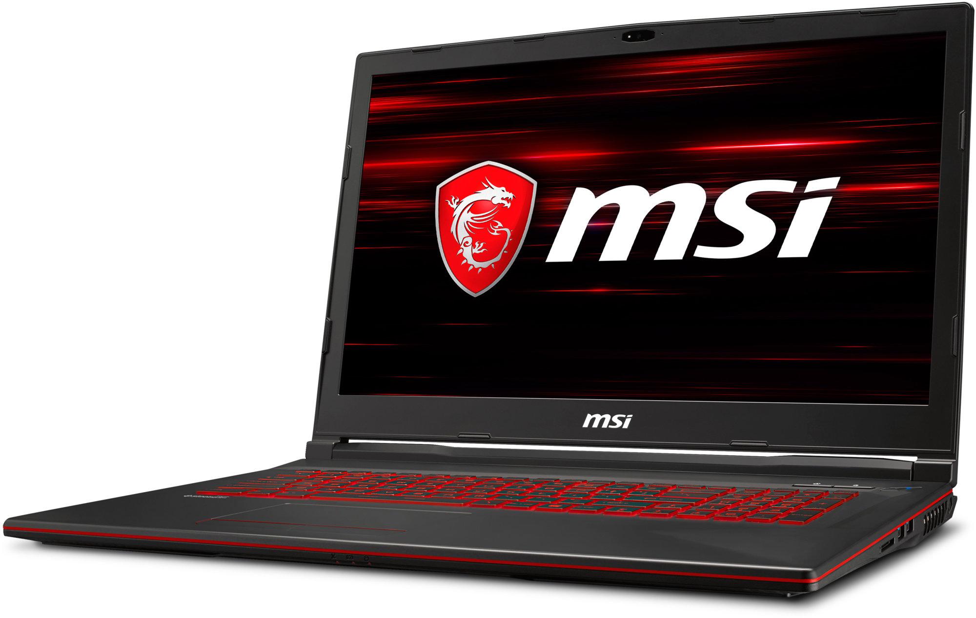 MSI GL73 8SD-046XES